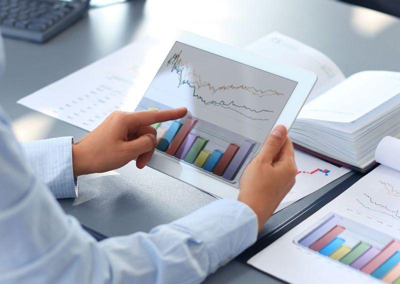 Statystyki spółek na rynku
