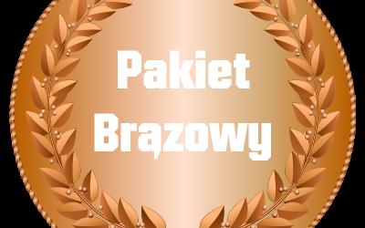 Pakiet podstawowy – Bronze Package – Teraz tylko $699